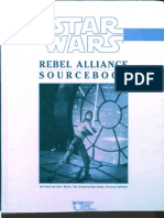d6 Star Wars (2e) Rebel Alliance Source Book