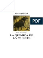 Beckett, Simon - Dr David Hunter 1 - La química de la muerte