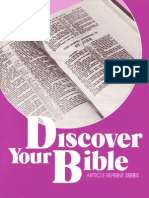 Discover Your Bible (1976)