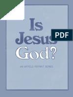 Is Jesus God (1974)