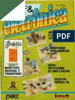 Aprendendo & Praticando Eletrônica Vol 08
