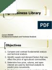 b9 7 Fundamental and Technical Analysis