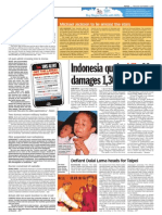 TheSun 2009-09-03 Page08 Indonesia Quake Kills 32 Damages 1300 Homes