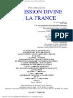 Franquerie Marquis La Mission Divine de La France