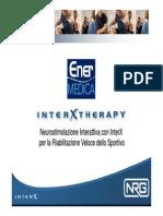 Neurostimolazione Interattiva Con InterX - Lecce 2008
