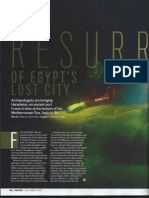Egypts Lost City