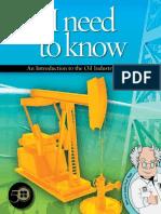Children Book for Petroleum