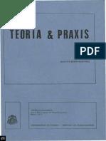 Teoria y Praxis-gustavo Bueno