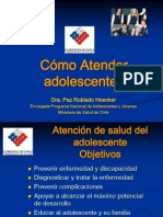Como Atender Adolescentes