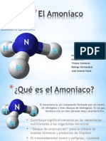Presentacion Grupo 3 Amoniaco
