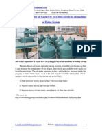 Oil-Water Separator of Waste Tyre Recycling Pyrolysis Oil Machine of Doing Group