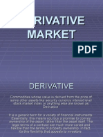 Derivative Market
