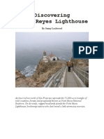 Discovering Point Reyes Lighthouse