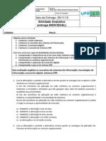 Atividade Avaliativa1 ADM
