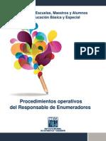 Manual Del Responsable de Enumeradores