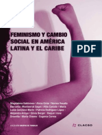 Libro Feminismo Cambio Social 2012