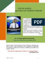 Jorge Aguilar Goyoneche - Voz de Alerta