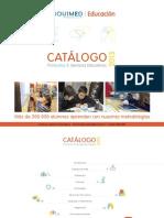 Catalogo ARQUIMED Educación 2013 (1)