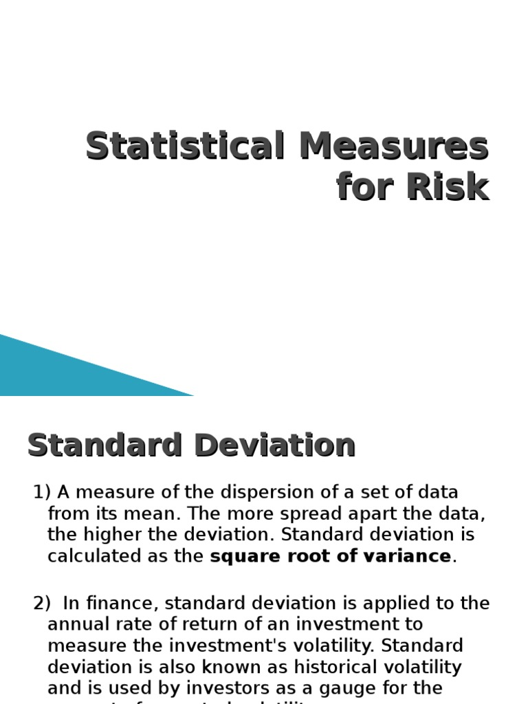 Standard Deviation: 6 Steps To Calculation 1493162649