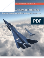 McDonnell Naval Jet Fighters
