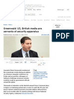 Greenwald_ US, British media are servants of security apparatus — RT News
