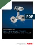 ABB Flowmeter