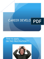 career development presentation