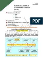 14) Polinomios, Operaciones