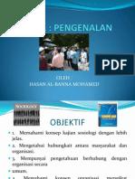 Organisasi Dan Masyarakat 1