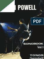 Baden Powell - Songbook Vol 1