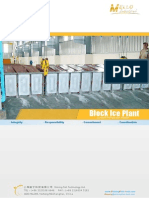 Block Ice Machine Bk50t