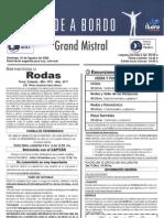Diario de a Bordo Grand Mistral 20009 - 07