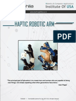 Haptic Robotic Arm