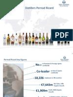 irish distiller pernod ricard