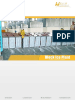 Block Ice Machine Bk5t