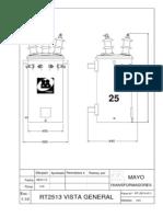 transformador 25 kva(zenguer)