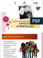 Uso Hormonas