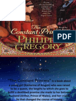 Book Report on The constant princess by Anne Boleyn