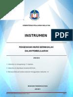 Instrumen Pengesanan PK