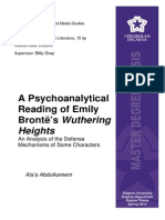 A Psychological Reading