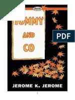 Jerome, Jerome K. - Tommy Si Prietenii Sai (v1.0)