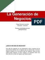 La Generación de Negocios.pdf