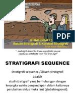 Stratigrafi Sequence Terapan