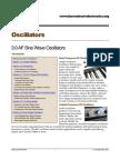 Oscillators Module 03