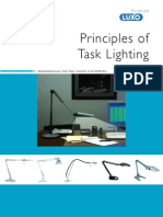 Luxo Principles of Task Lighting