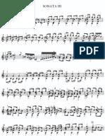 Bach Violin Sonatabwv 1005 Sonata No 3