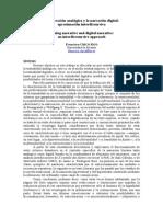 Textos Analogicos y Digitales