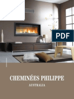 Cheminees Philippe Fireplace Catalogue 2012