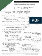 Solutions Ts 10 2011 Chemistry Ii1