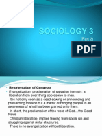 SOCIOLOGY 3 Lecture Part 2